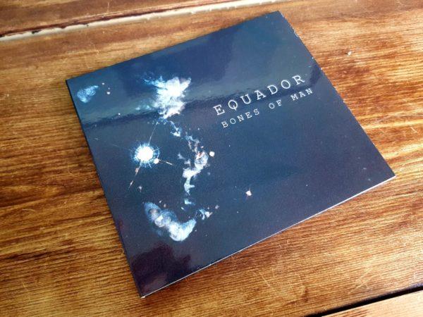 Equador Bones Of Man Album Cover