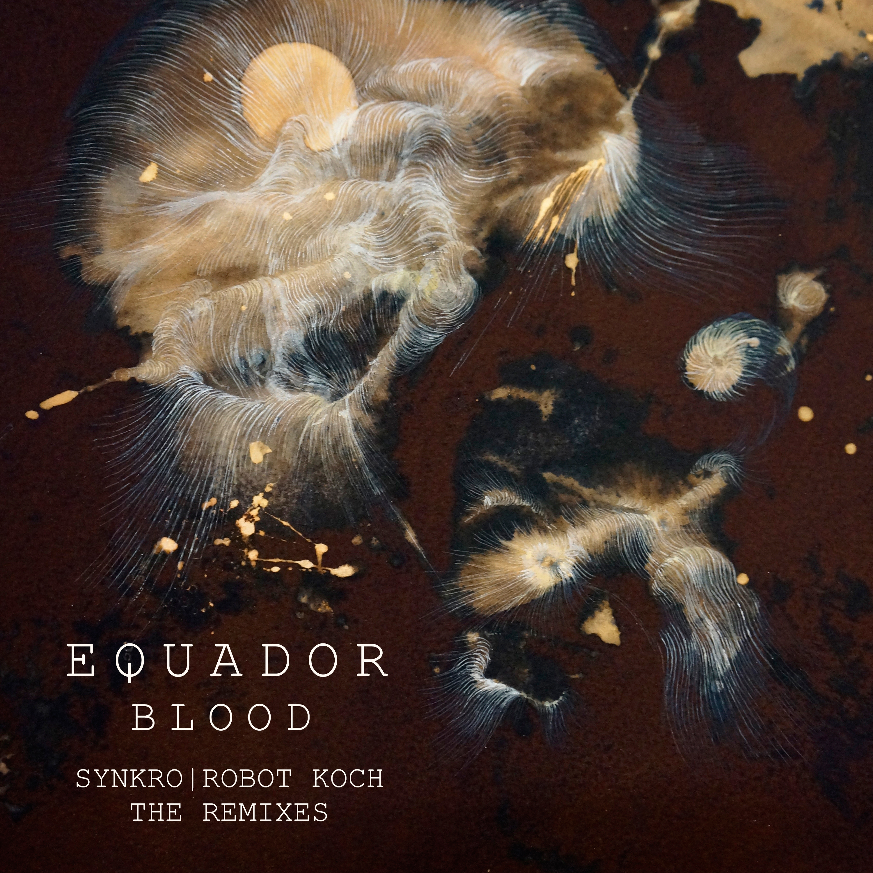 Equador Blood - Synkro & Robot Koch remix