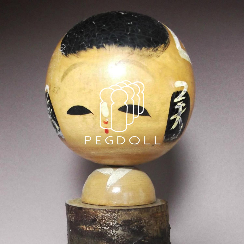 Wooden Pegdoll