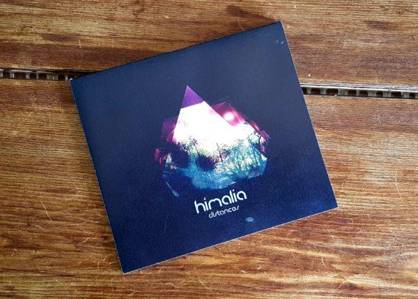 Himalia Distances Album Cover Front
