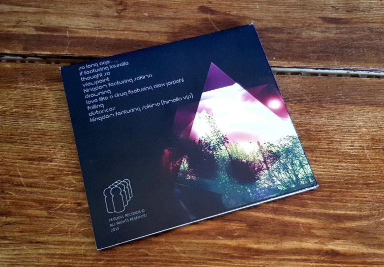 Himalia Distances CD Album