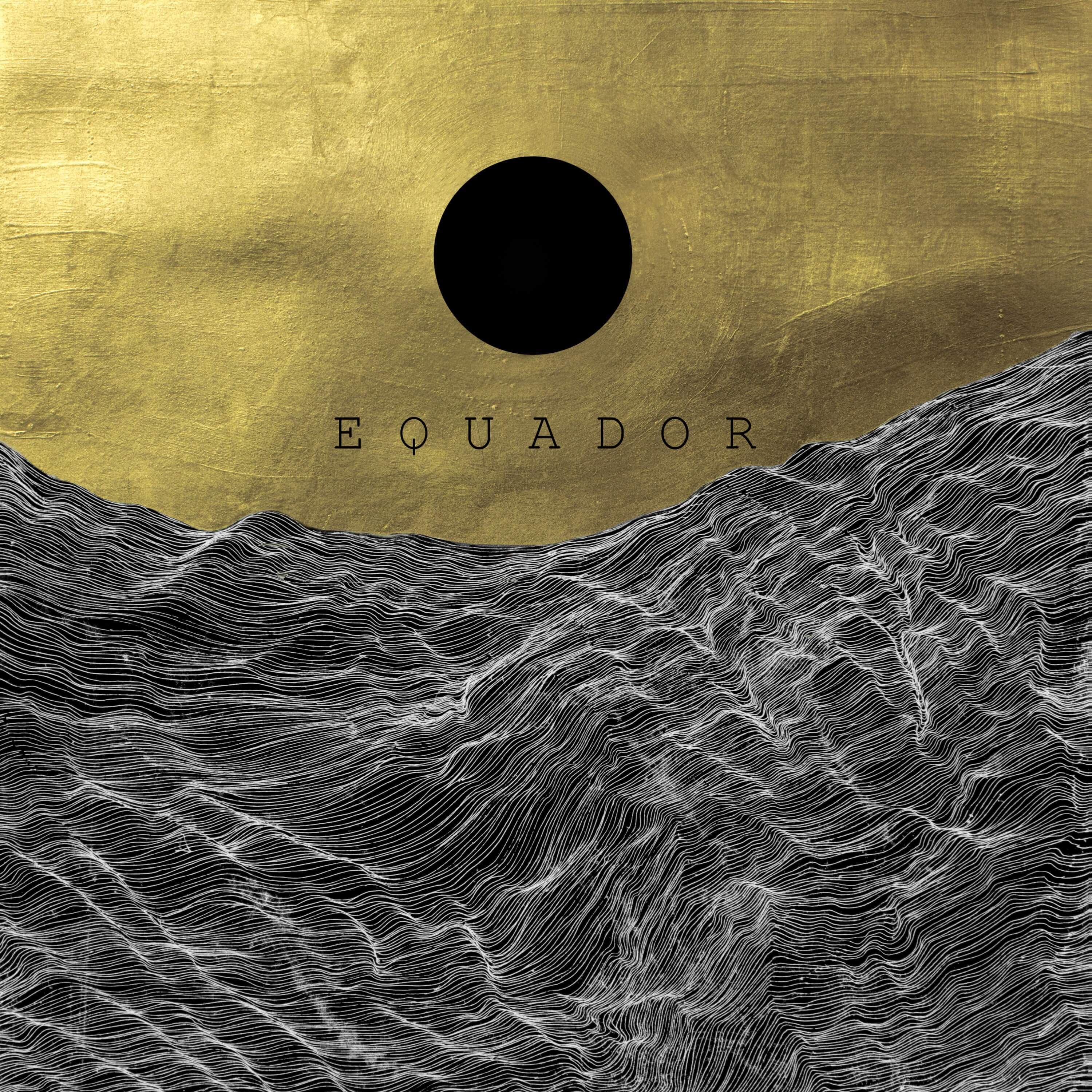 Cover for new equador music release