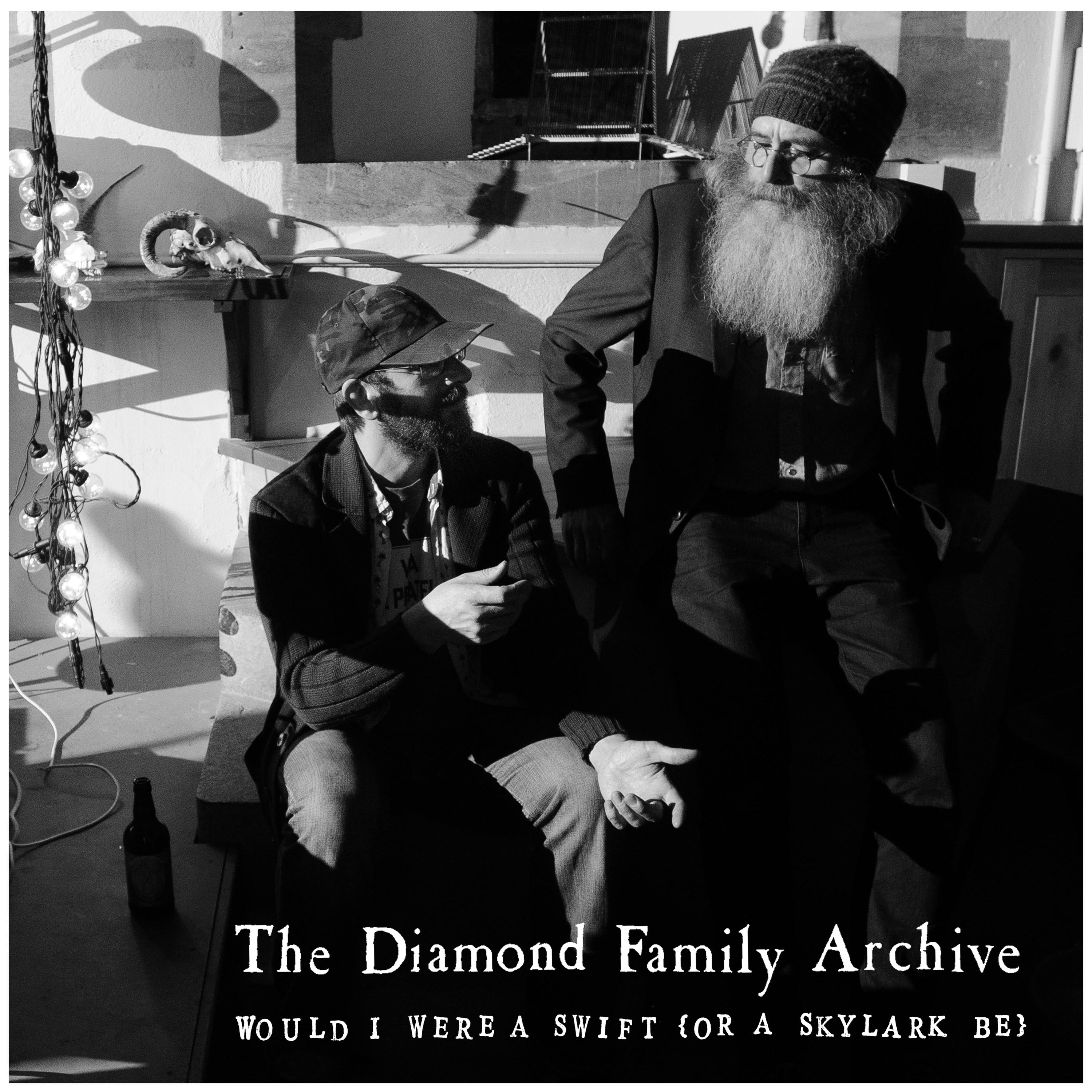The Diamond Family Archive - Would I Were A Swift Album Cover
