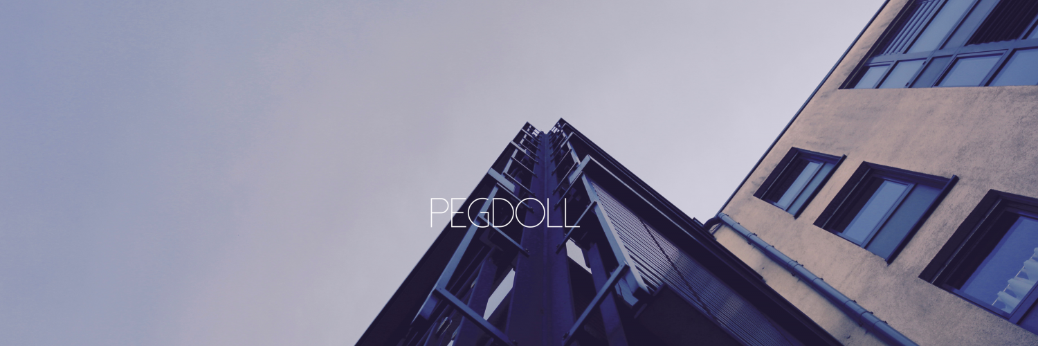 Pegdoll Records Banner Art